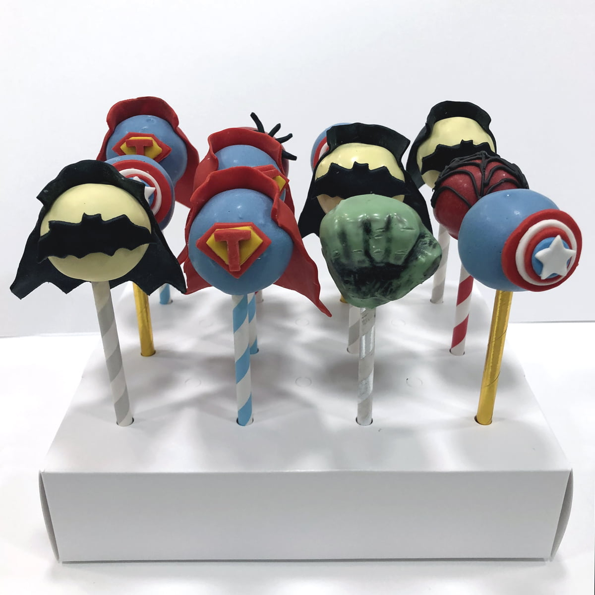 Planning A Super Birthday Party With Our Superhero Treats