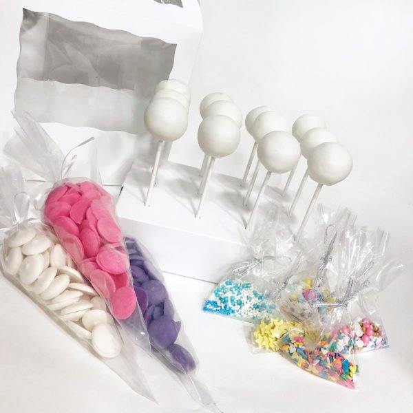 Decorate Your Own Cake Pop Kits